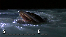 Image result for those are the shrieking eels